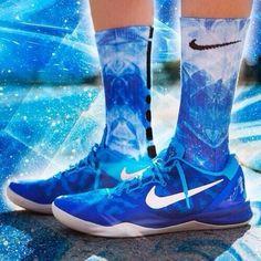 Kobe 8 and socks