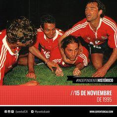 #IndependienteHistorico Por las semifinales de la Supercopa, en Avellaneda, #Independiente empata 2-2 frente a River.
