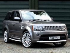 2010 Range Rover Sport 3.6 TDV8 Autobiography with CommandShift. Stornaway Grey Metallic. Full Land Rover service history. Click on pic shown for loads more.