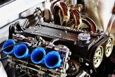 Dem trumpets!! AE86TWIN CAM