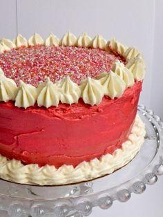 Best GF Vanilla Cake Recipe