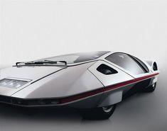 1970 Pininfarina Modulo