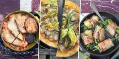 6 manières de cuisiner l'aubergine