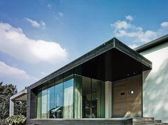 Modern huis, design interieur
