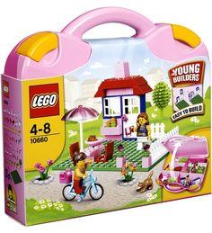 n. 20-25e Lego 10660 Pinkki salkku