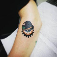 Clockwork Orange Gemstone Rings, Gemstones, Orange, Tattoos, Accessories, Jewelry, Fashion, Moda, Tatuajes