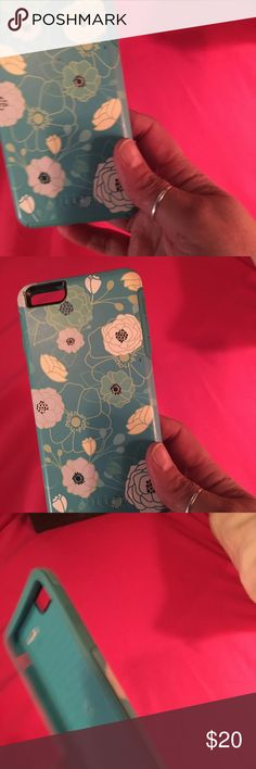 Otterbox symentry for a iPhone 6plus iPhone cover 6 plus cover . I used it once OtterBox Other