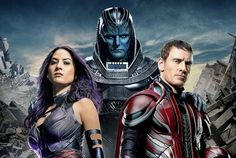The first X-Men Apocalypse trailer shows mutants remaking the world The first X-Men Apocalypse trailer is finally here and it looks like its title villain is living up to his name. Oscar Isaac plays En Sabah Nur a centuries-old mutant who was once worshipped in Ancient Egypt. After awakening in the 1980s he quickly grows dissatisfied with mutantkind's status on the planet and recruits the likes of Psylocke (Olivia Munn) and Magneto (Michael Fassbender) as his Four Horsemen to help him…