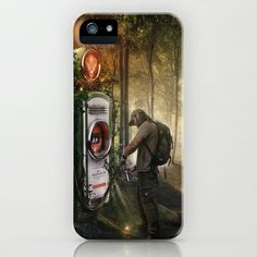 Jagermeister print iPhone & iPod Case by Feelfactory - $35.00