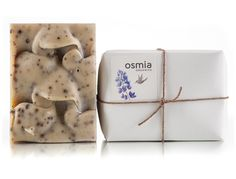 Coffee Mint Soap - Organic Skin Care | Osmia Organics