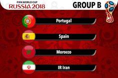 FIFA World Cup 2018 Group B