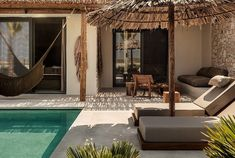 Casa Cook Kos is a village-style hotel boasting an outdoor pool and a modern restaurant amidst its well-tended gardens. Kos, Cabana, Casa Cook Hotel, Greece Design, Hotel World, Modern Restaurant, Design Hotel, White Houses, Beautiful Interiors
