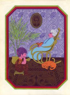 """A Lodestone and a Toadstone"" by Nicolas Sidjakov, 1969"