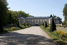 Chateau de Malmaison was the residence of Napoleon I and his wife Josephine. Josephine's dearest home, she lived here until the last days of her life.
