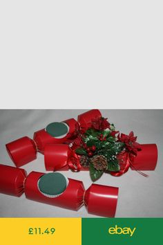 OASIS® Crackers x 3 Ideal Floral Foam 3 colours home crafts decorations