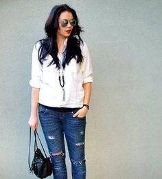 Na blogu  czeka  coś  nowego  #nowypost #fashionblogger #oodt #sacondhandfashion #fashionpost #lookoftheday