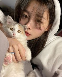 Pretty Korean Girls, Cute Korean Girl, Cute Asian Girls, Cute Girls, Japonese Girl, Cat Aesthetic, Aesthetic Women, Ulzzang Korean Girl, Uzzlang Girl