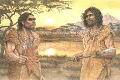 El Neandertal tonto ¡qué timo!: Genoma Neandertal II: Neandertales ...