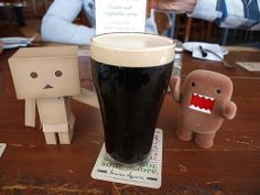 Danbo and Domo | Danbo and Domo at James Squire