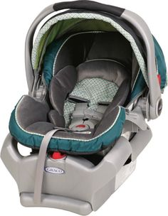 Graco Snug Ride 35 Infant Car Seat -...    $109.99 Jamie Grayson likes this affordable car seat because of the locking function, better than other Gracos.