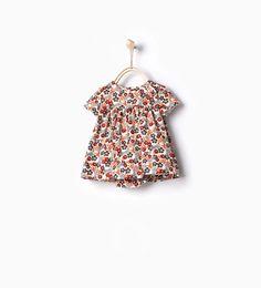 ZARA - NEW IN - Floral dress