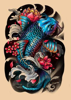 Illustrations Discover koi tattoo design - Tattoos And Body Art Koi Dragon Tattoo Pez Koi Tattoo Koi Tattoo Sleeve Japanese Koi Fish Tattoo Japanese Dragon Tattoos Japanese Tattoo Designs Japanese Sleeve Tattoos Geisha Tattoos Irezumi Tattoos Koi Dragon Tattoo, Pez Koi Tattoo, Koi Tattoo Sleeve, Irezumi Tattoos, Geisha Tattoos, Tatuajes Irezumi, Japanese Koi Fish Tattoo, Japanese Dragon Tattoos, Japanese Tattoo Designs