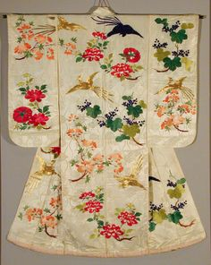 From Geisha to Diva: The Kimonos of Ichimaru | Textile Museum of Canada 55 Centre Ave, Toronto, ON M5G 2H5