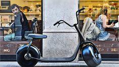 Modern Electric Scooter Revolutionizes Urban Mobility - My Modern Metropolis
