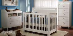 Collection Blue Note pour chambre de bébé. Pour plus d'information : http://apindustries.com/fr/bebe/transitionnel/blue-note