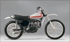 1973- Yamaha MX250