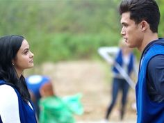 It appears that 'Riverdale' stars Camila Mendes and Charles Melton have confirmed they're dating after fans suspected a romance Betty Cooper Riverdale, Riverdale Archie, Riverdale Memes, Riverdale Cast, Cw Tv Series, Movies And Series, Vanessa Morgan, Netflix Tv Shows, Netflix Series
