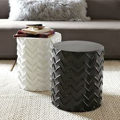 Eclectic Side Tables and Accent Tables