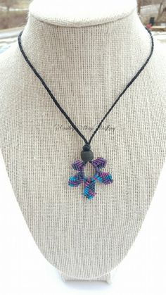 Check out this item in my Etsy shop https://www.etsy.com/listing/266195281/handmade-flower-necklace-free-shipping