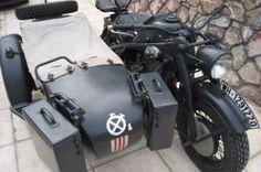 Images - Anuncios Clasificados de Autos Brad Pitt compra una moto nazi de la II Guerra Mundial