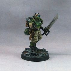 BOLTER AND PAINT: Astra Militarum - Warhammer 40K