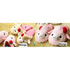 Alpacasso Amuse Arpakasso Slippers Pantoffel Sloffen Manga Anime 4 Goedkope Warme Leuke Gekke Dieren Pantoffels Sloffen te koop bij ons Pantoffels Sloffen