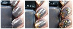 Illamasqua 'Facet' nail polish on pollypolish.com