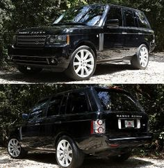 Range Rover, my next whip