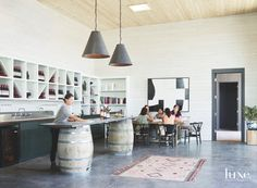A Washington Winery Offers Guests A Taste Of Home