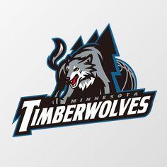 Minnesota Timberwolves identity concept by Yu Masuda, via Behance
