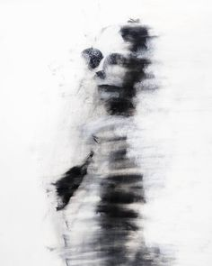 Abstract Charcoal Artwork