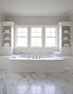 cabinets for master bathroom?