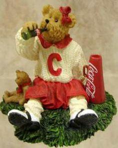 BOYDS BEARS Brad COCA COLA Plush EXCLUSIVE Coke 919919