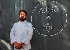 Auga e Sal - Alberto Ruiz Gallardón Utrera Chef Jackets, Neon Signs, Santiago De Compostela, Restaurants
