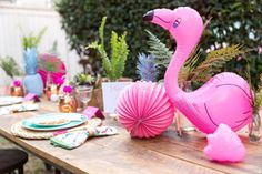 Flamingle Dinner Party Inspiration