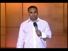 Jew vs Indian, Why Chinese can't do business with Indian. Russell Peters