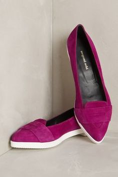Anthropologie Delta Loafers on shopstyle.com