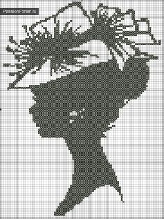 Pointdecroix*m@*Cross stitch