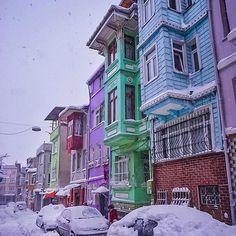 ISTANBUL, TURKEY. #istanbul #turkey #stree #winter