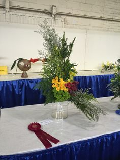 2015 Ohio State fair extemporaneous second Place designed by Abbie Riley